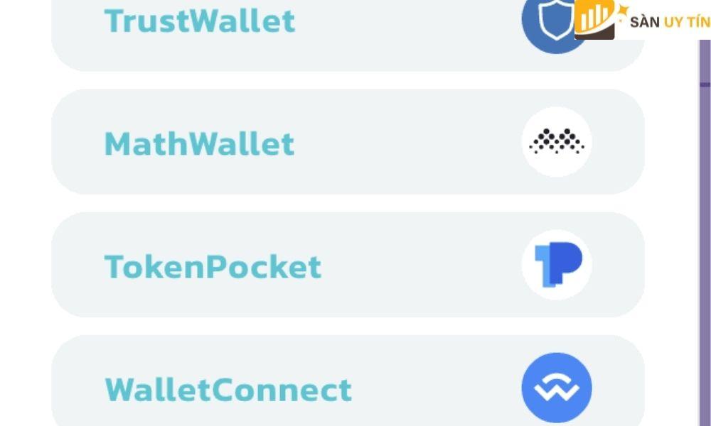Cách kết nối ví với sàn giao dịch tiền ảo