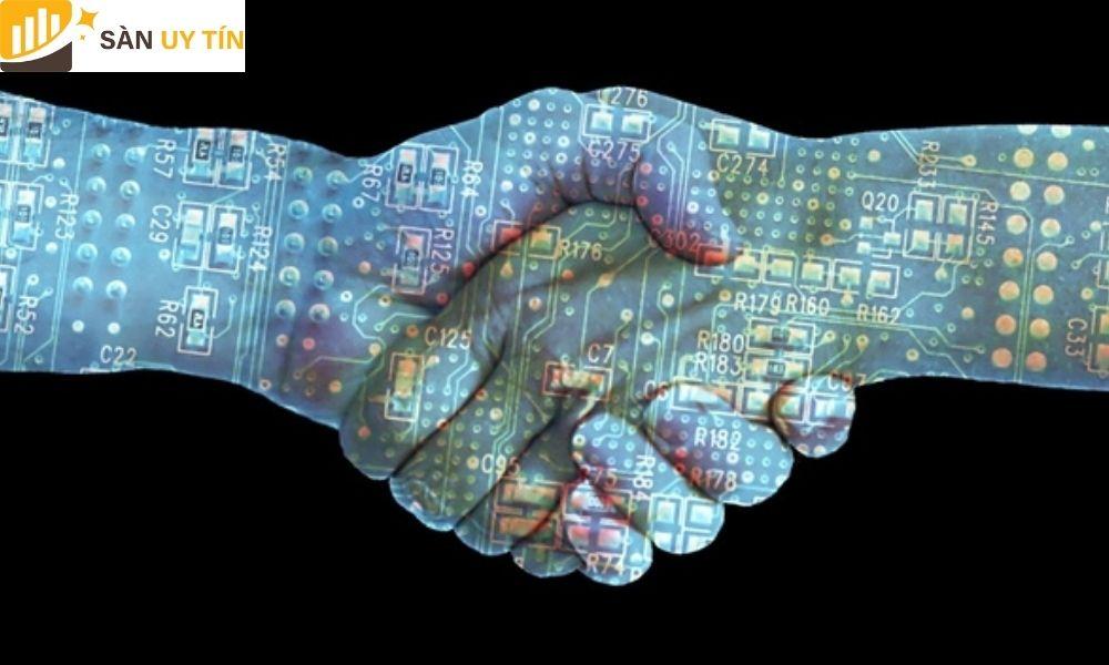Người tham gia vào mạng lưới BlockChain bắt buộc phải có một ví tiền điện tử