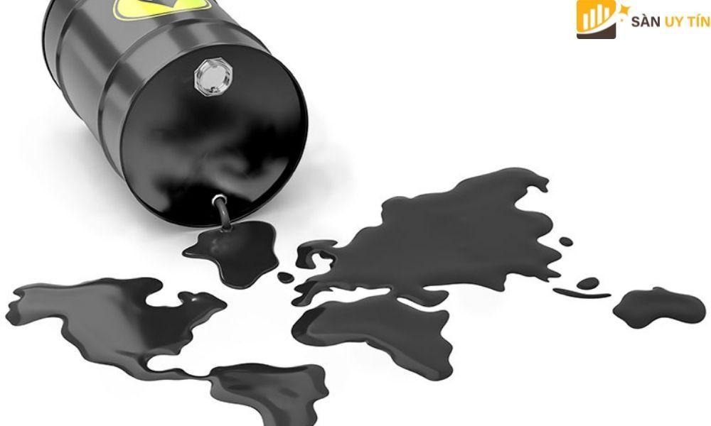 Crude oil là gì?