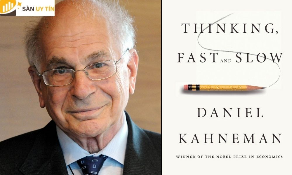 Một nhà tâm lý học xuất sắc nhất trên thế giới khi đã từng vinh dự được trao giải Nobel kinh tế