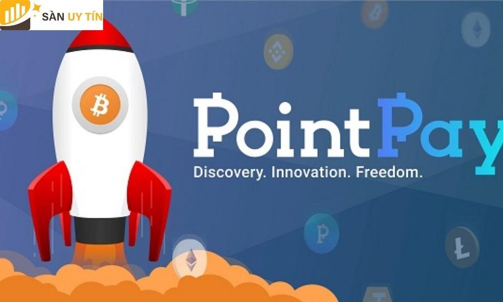 PointPay có mã được gọi là PXP