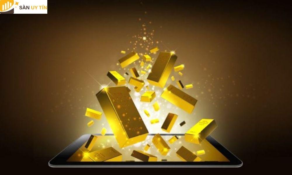 Những ưu điểm nổi bật của giao dịch vàng trực tuyến mà vàng vật chất không có