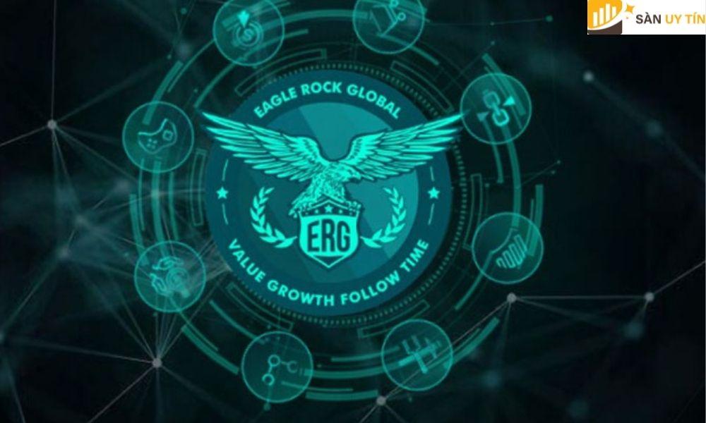 ERG Group INC được cho là một tập đoàn đứng sau những lần chào bán tiền ảo của Eagle Rock Global,