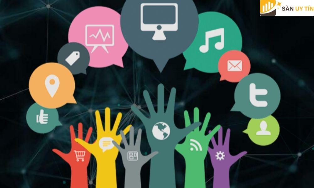 Social Network cũng là một trong những mô hình kinh doanh của Eagle Rock Global