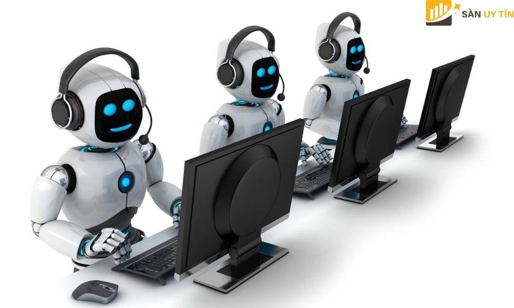 Nhà đầu tư hãy tận dụng robot trade nếu không có thời gian rãnh rỗi cũng là một cách chơi Forex an toàn