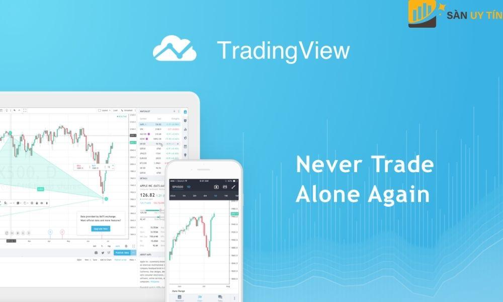 Tradingview là một hệ thống công cụ hỗ trợ trong giao dịch