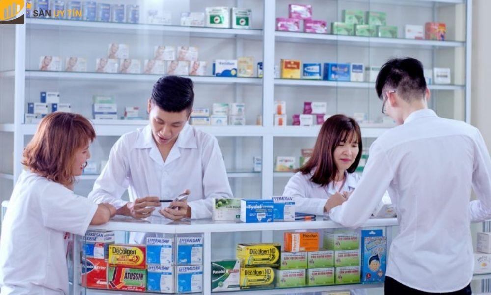 Sự xuất hiện hàng loạt của những công ty về ngành dược phẩm
