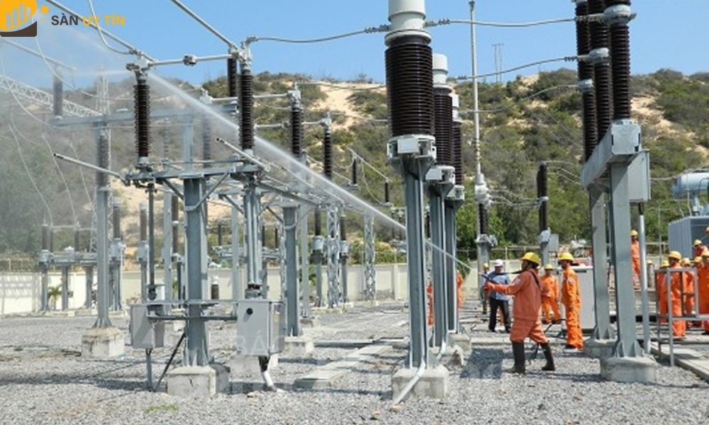 Điện là một nhu cầu cần thiết phục vụ toàn bộ đời sống hiện nay