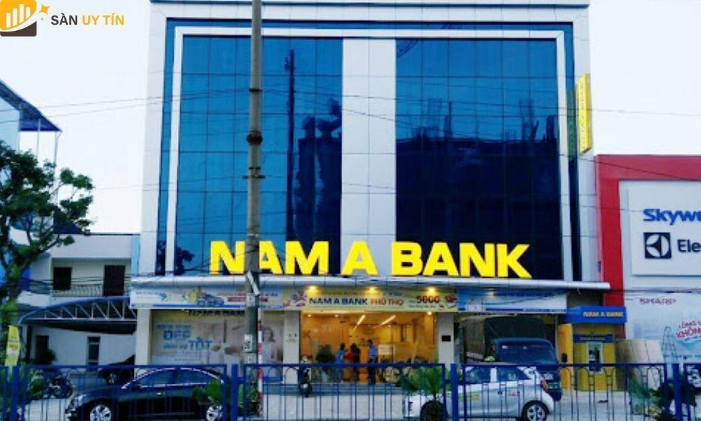 Nam Á Bank đang xếp vị trí thứ 2 khi sở hữu giá trị vốn hóa là 6,482 tỷ đồng