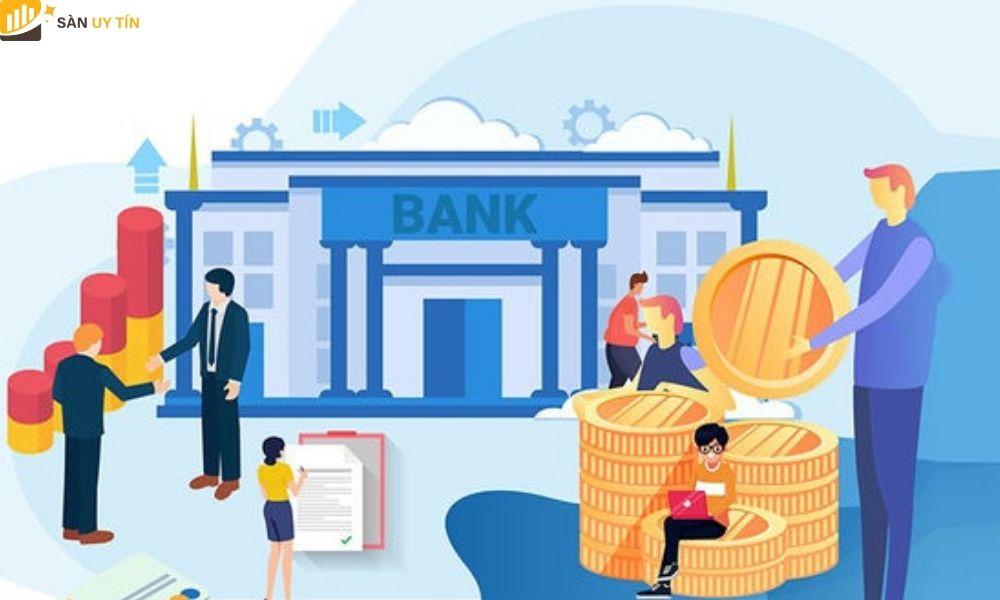 Dựa vào các chỉ tiêu định lượng hay chỉ tiêu định tính trên thị trường để đánh giá ngân hàng