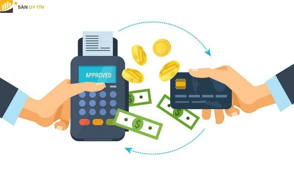 Thể hiện ở mức độ giải ngân khi khách hàng đang có nhu cầu cần nguồn vốn.