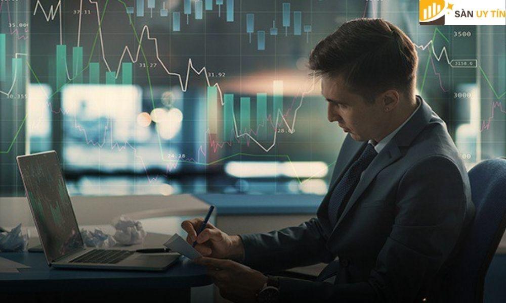 Không tốn nhiều thời gian để nhà giao dịch có thể theo dõi thị trường