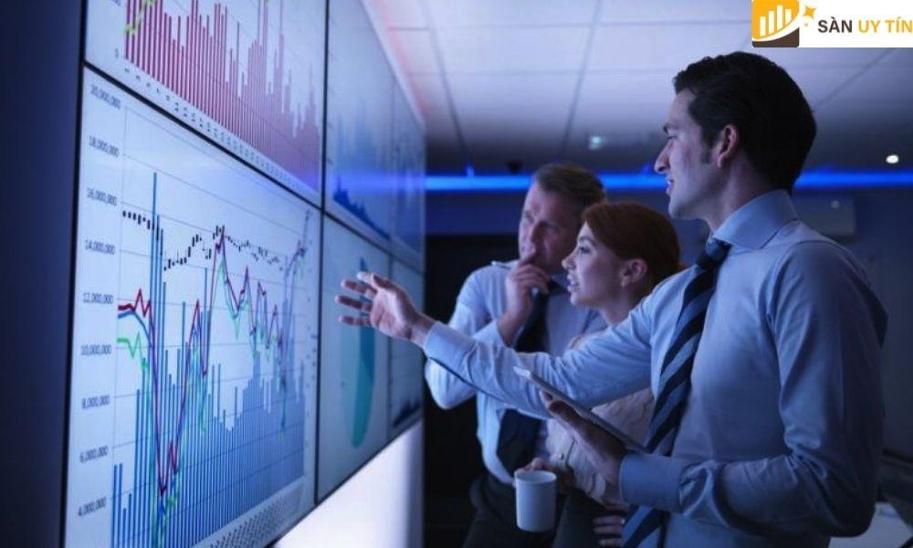 Trader phải có nguồn vốn lớn, cùng kinh nghiệm chuyên sâu