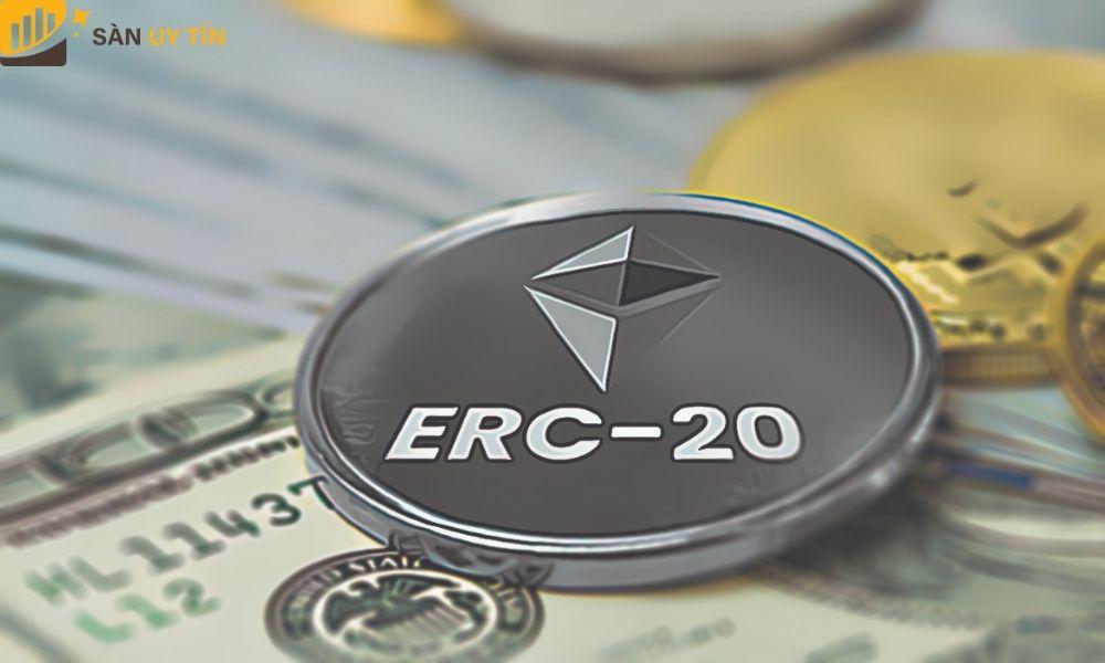 ERC20 Token đều phải được lưu trữ trên những địa chỉ ví của Ethereum