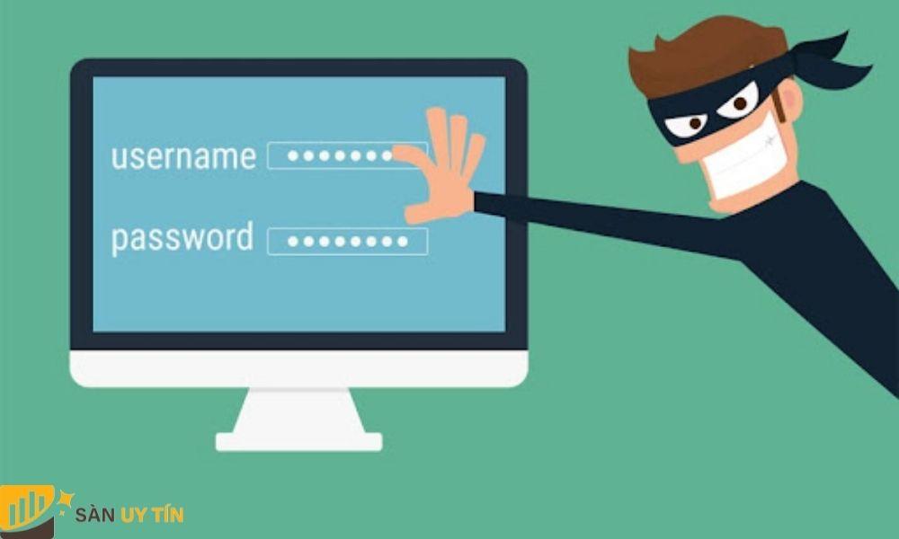 Giúp bảo vệ an toàn cho tài khoản tránh trường hợp xâm nhập đánh cắp thông tin