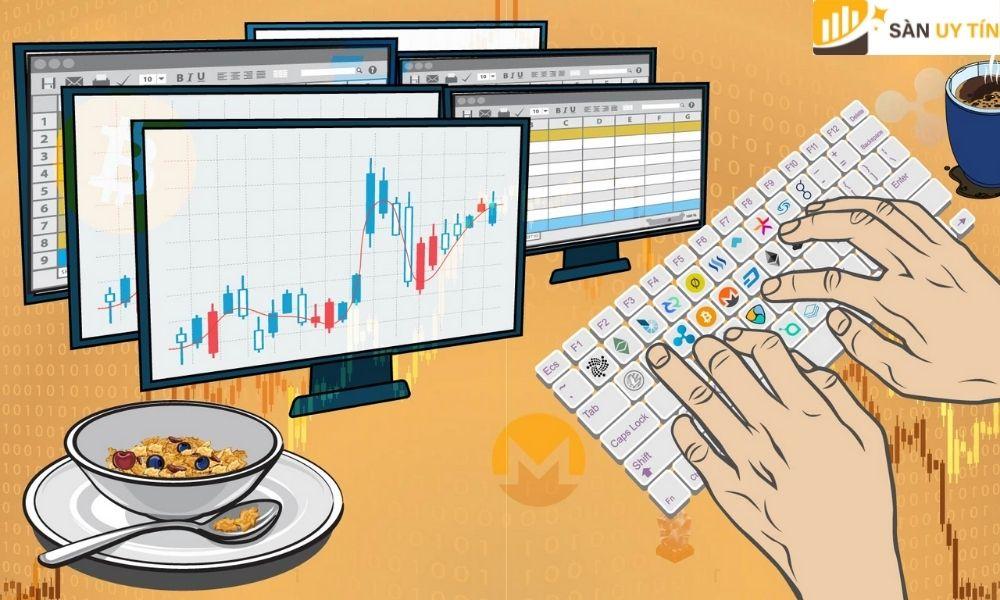 Những người đầu tư nào lựa chọn phong cách giao dịch Day Trading này thì thường được gọi là Day Trader